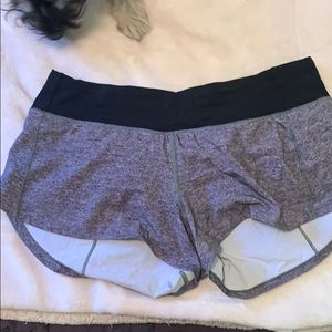 Lululemon Speed Up Short 2""